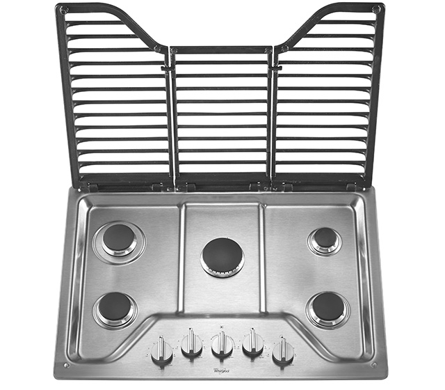 EZ 2 Lift™ Hinged Cast Iron Grates