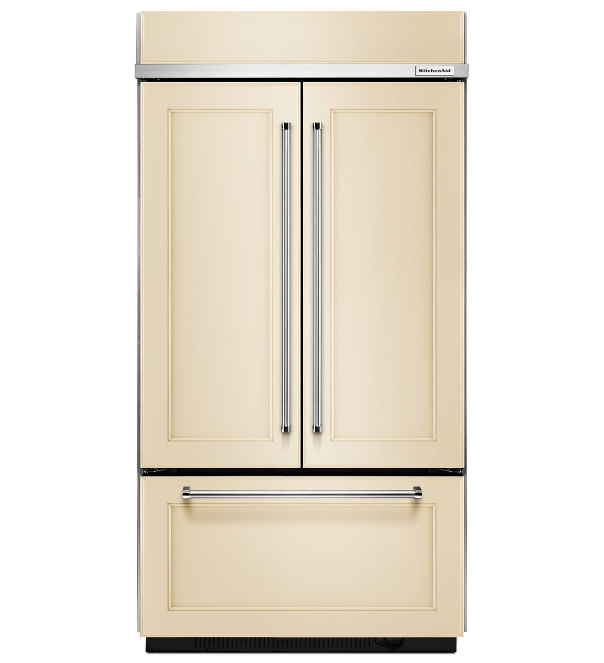 "Kitchenaid 43 24 2 Cu Ft Built In French Door: KitchenAid KBFN502EBS 42"" 24.2 Cu. Ft. Width Built-In"