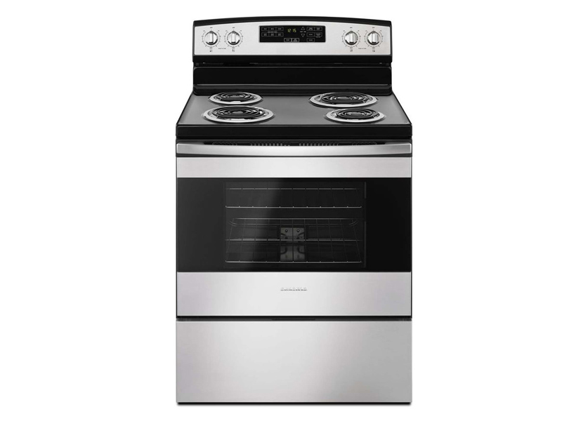 Amana Yacr4503sfw 30 Quot White Freestanding Coil Top Electric