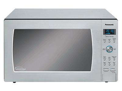 Panasonic 2.2 Cu. Ft. Genius Microwave with Cyclonic Inverter Technology - NNSD986S