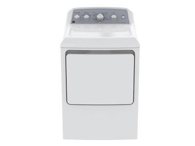 GE Top Load Matching Dryer - GE 7.2 cu ft.capacity DuraDrum2 Gas dryer. - GTD45GBMKWS