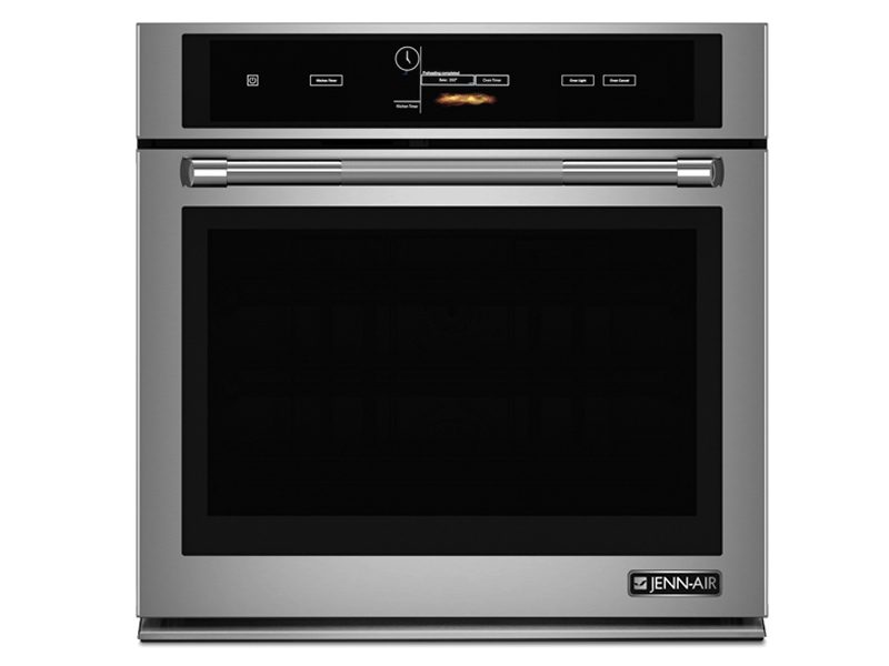Jenn Air Jjw3430dp 30 Quot Single Wall Oven With Vertical Dual