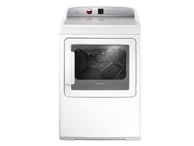 Fisher&Paykel AeroCare Electric Dryer with SmartTouch Dial and Steam Cycles DE7027P2