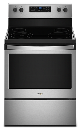 Whirlpool Ywfe510s0hs 5 3 Cu Ft Freestanding Electric