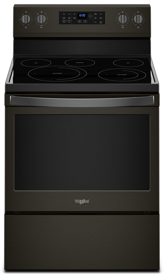 Whirlpool Ywfe550s0hz 5 3 Cu Ft Freestanding Electric