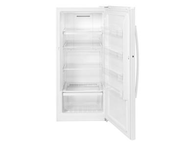 14.1 Cu. Ft. GE Frost Free Upright Freezer - FUF14DLRWW