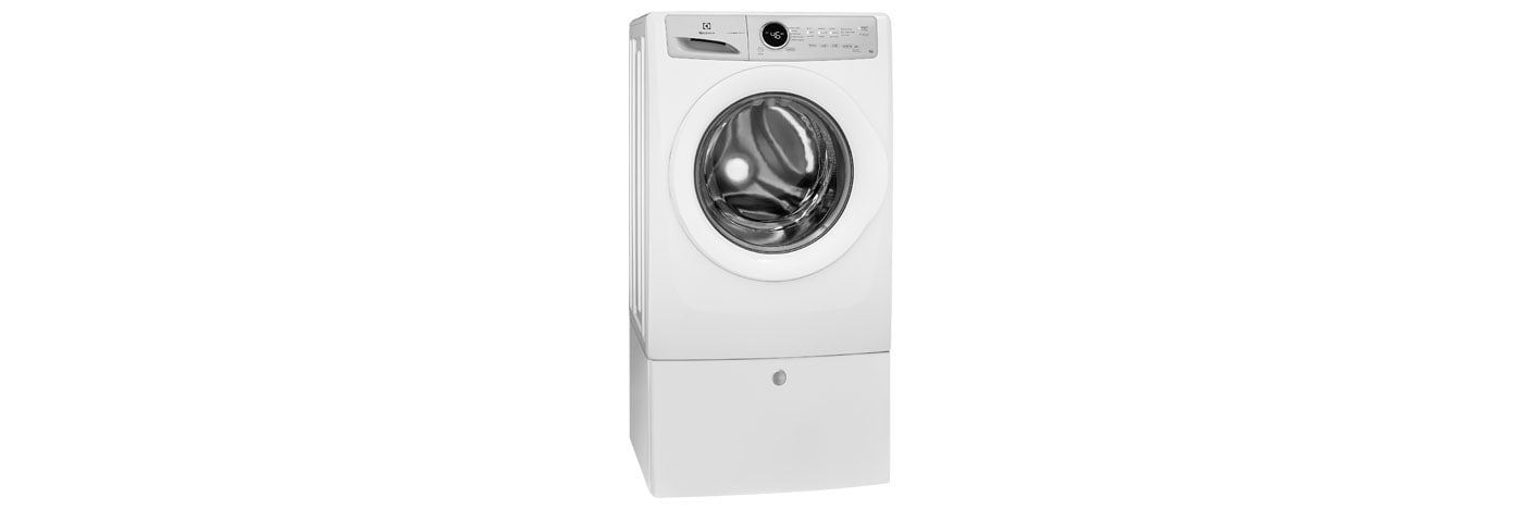 Electrolux Eflw317tiw 27 Quot Front Load Washer With Luxcare