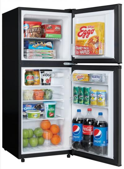 Danby 4.7 cu. ft. Compact Refrigerator DCR047A1BBSL