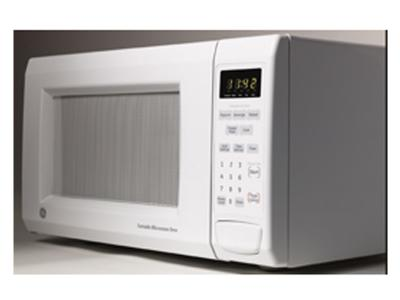 Ge Jes1142wpc Family Size Countertop Microwave Oven
