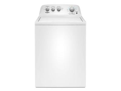 Whirlpool 4.4 cu. ft. I.E.C.  Top Load Washer with Soaking Cycles, 12 Cycles WTW4855HW