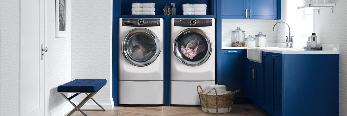 Electrolux Efls527utt 27 Quot Front Load Perfect Steam Washer