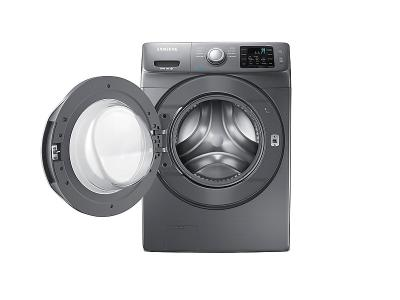 4.2 cu. ft.  Samsung WF5200 Front Load Washer  - WF42H5200AP