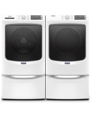 Maytag Mhw5630hw Front Load Washer With Extra Power And 12