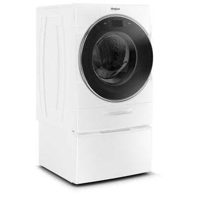 Whirlpool  5.2 cu.ft I.E.C. Smart All-In-One Washer   Dryer - WFC9820HW