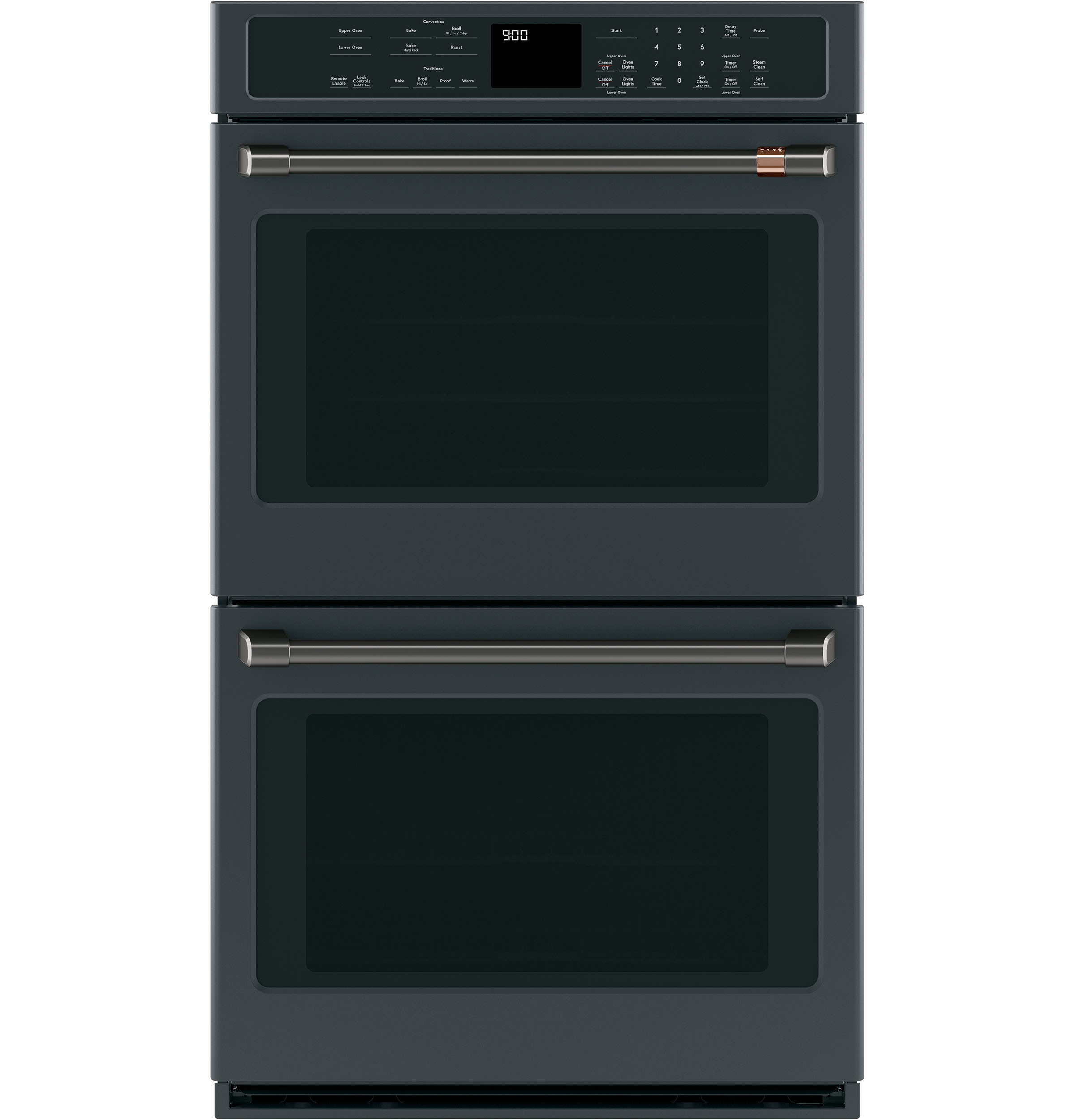 Ge Cafe Cxwd0h0pmbt Ge Cafe 2 30 Double Wall Oven Handles