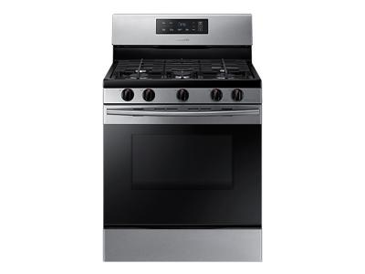 Samsung Gas Range with Large Capacity, 5.8 cu.ft.