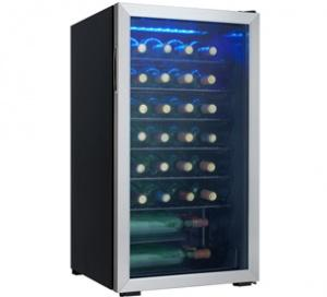 Danby 36 Bottle Wine Cooler - DWC93BLSDB