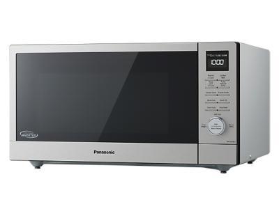 Panasonic 1.6 Cu. Ft. Countertop Microwave With Cyclonic Inverter Technology - NNSD78LS