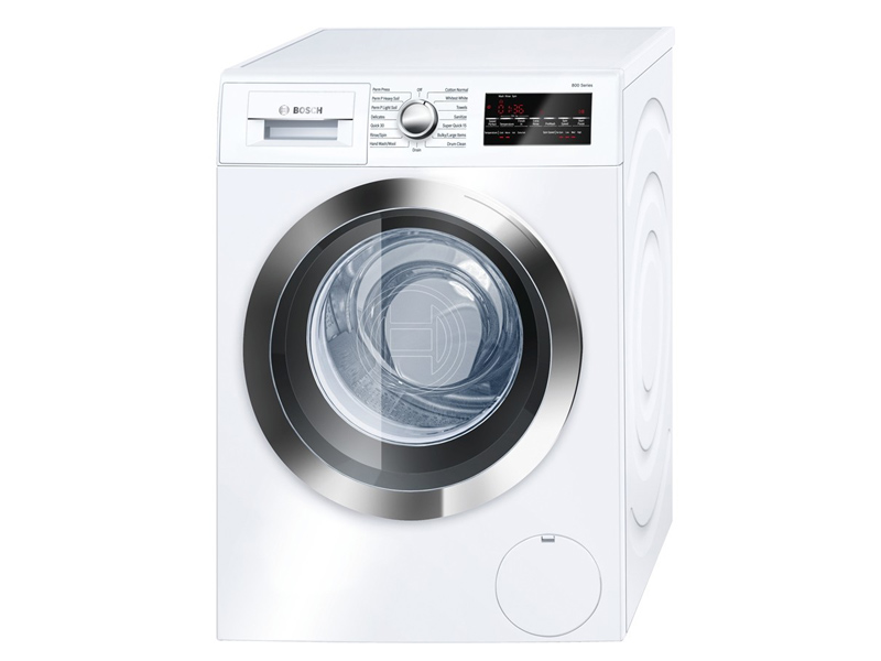 Bosch Wat28402uc 24 Quot Compact Washer 800 Series White