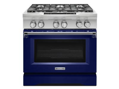 Gas Dual Fuel Ranges
