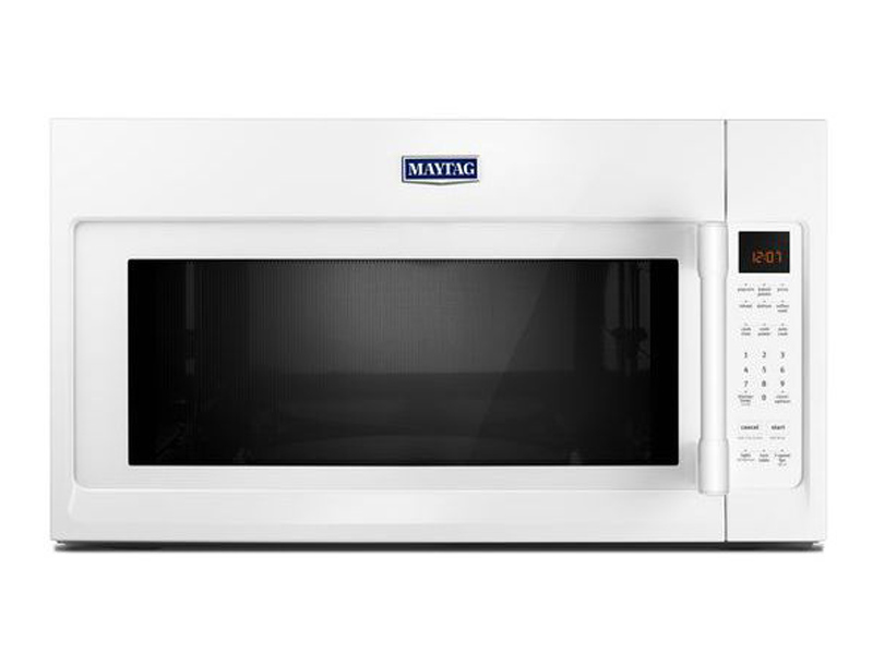 Maytag Ymmv4206fz Sensor Cooking Over The Range Microwave