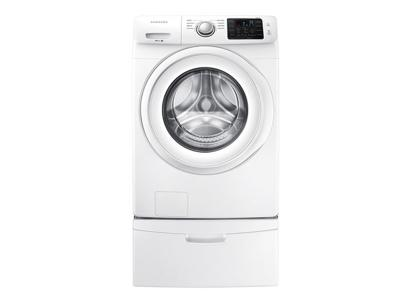 Samsung Front-Load Washer with 5.2 cu.ft. Capacity - WF45M5100AW