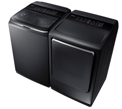 Samsung DV8750 7.4 cu. ft. Electric Dryer with Integrated Touch Controls - DVE54M8750V