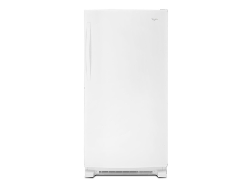Whirlpool Wzf79r20dw 34 Quot 20 Cu Ft Upright Freezer With
