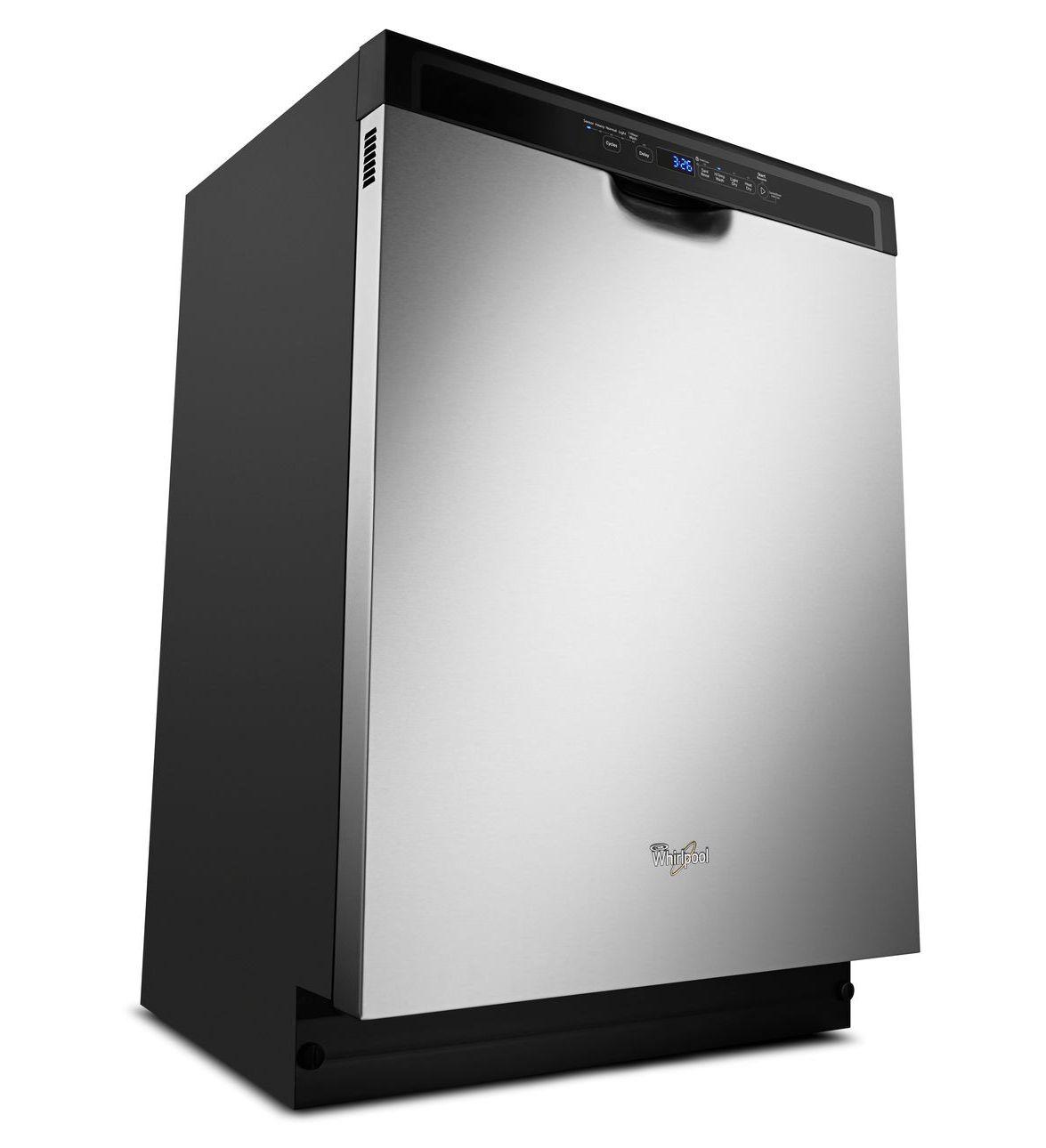 Whirlpool Wdf560safw Dishwasher With Adaptive Wash