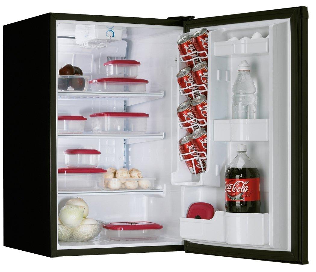 Danby Dar044a4bssdd Compact All Refrigerator4 40 Cu Ft